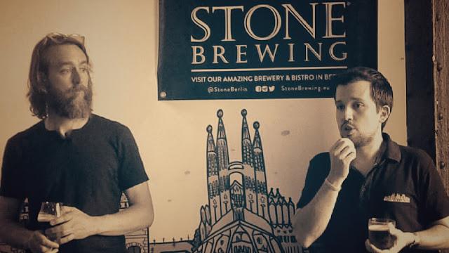 Presentació Stone Brewing a Barcelona