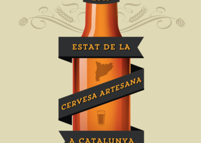 ESTADO DE LA CERVEZA ARTESANA EN CATALUNYA 2016
