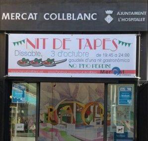 NOCHE DE TAPAS MERCADO DE COLLBLANC