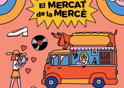 FLEA MARKET EN LA MERCÈ