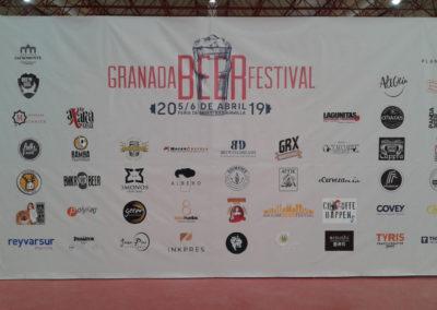 GRANADA BEER FESTIVAL 2018