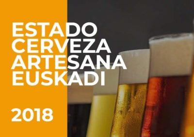 ESTADO DE LA CERVEZA EUSKADI 2018